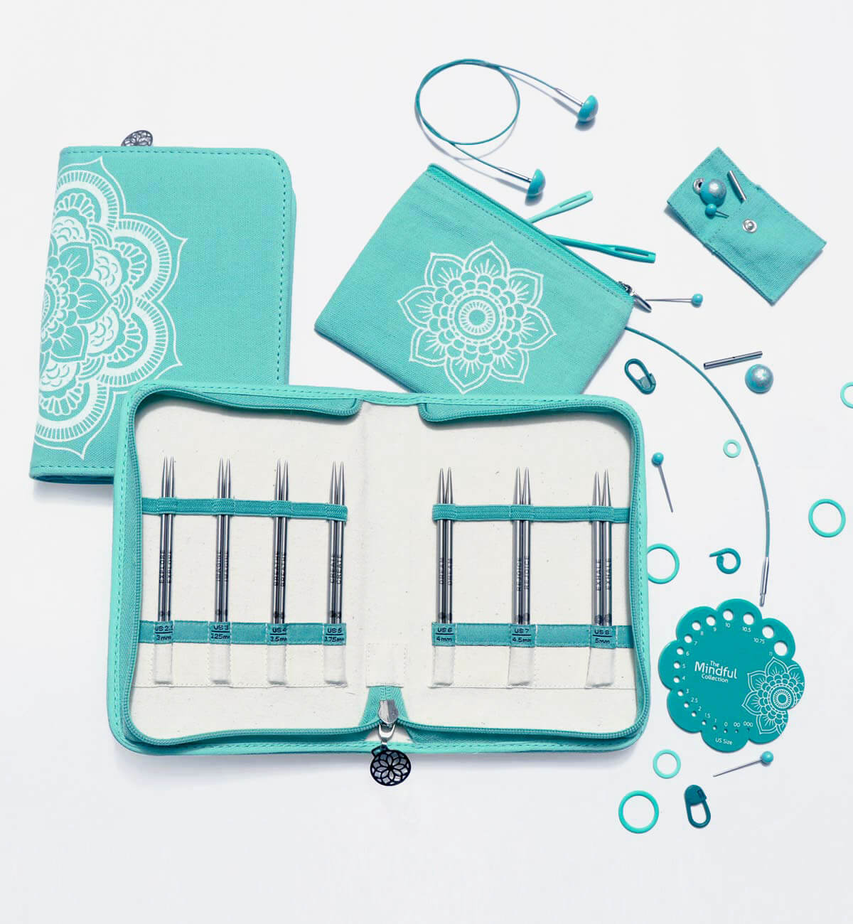 The Mindful Collection Needle Set, Believe Set