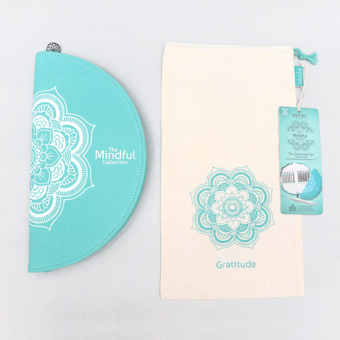 The Mindful Collection Needle Set, Gratitude Set