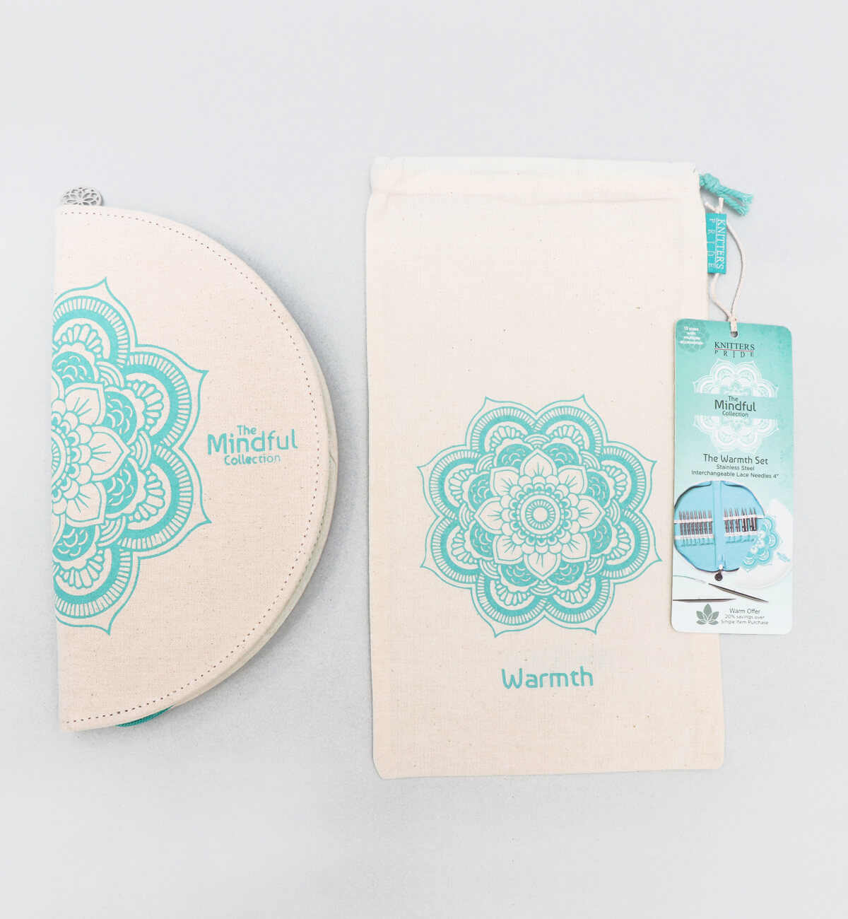 The Mindful Collection Needle Set, Warmth Set